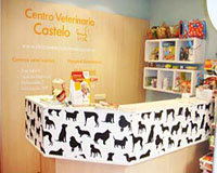 Centro veterinario Doctor Castelo en Madrid